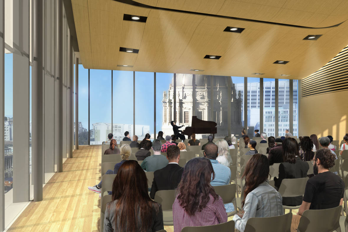 San Francisco Conservatory Announces Major Expansion in Civic Center