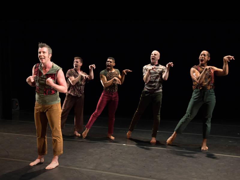 Sean Dorsey Dance in BOYS IN TROUBLE.