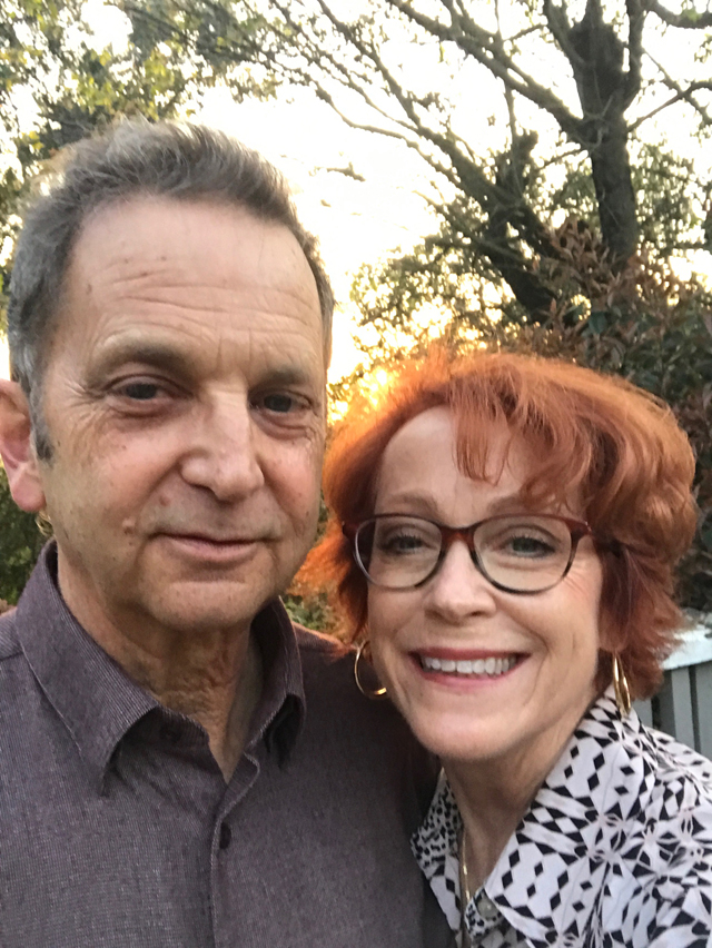 Allen Sudduth and wife, Kris Sudduth, six months after the North Bay fires destroyed their home.