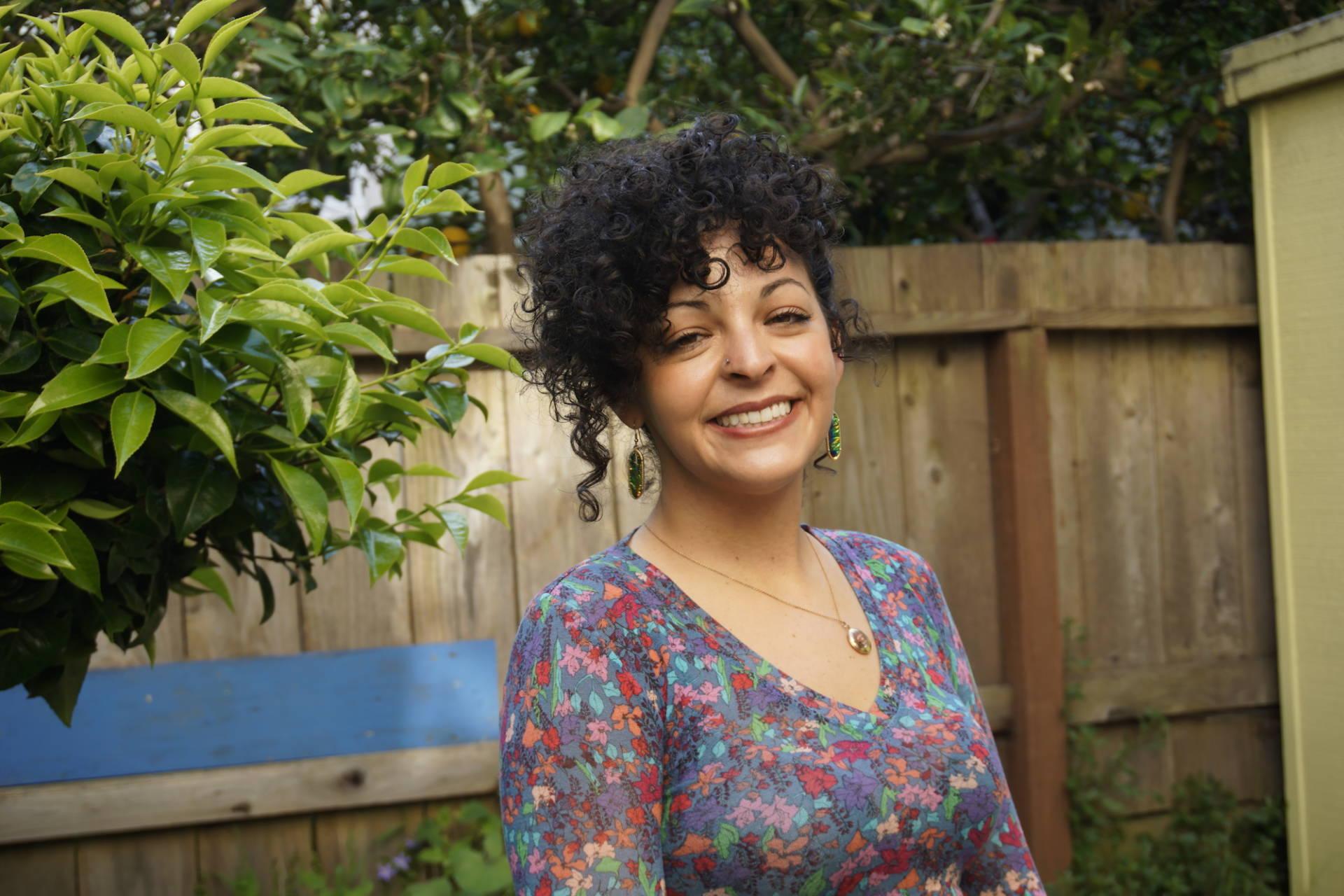 Suzanne Galal aka Suzanimal, scientist-songwriter Nicole Gluckstern