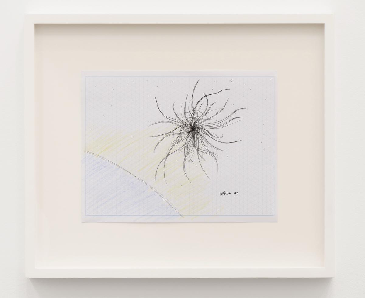 "Trevor Paglen, '""Medusa"" Concept,' 2014."