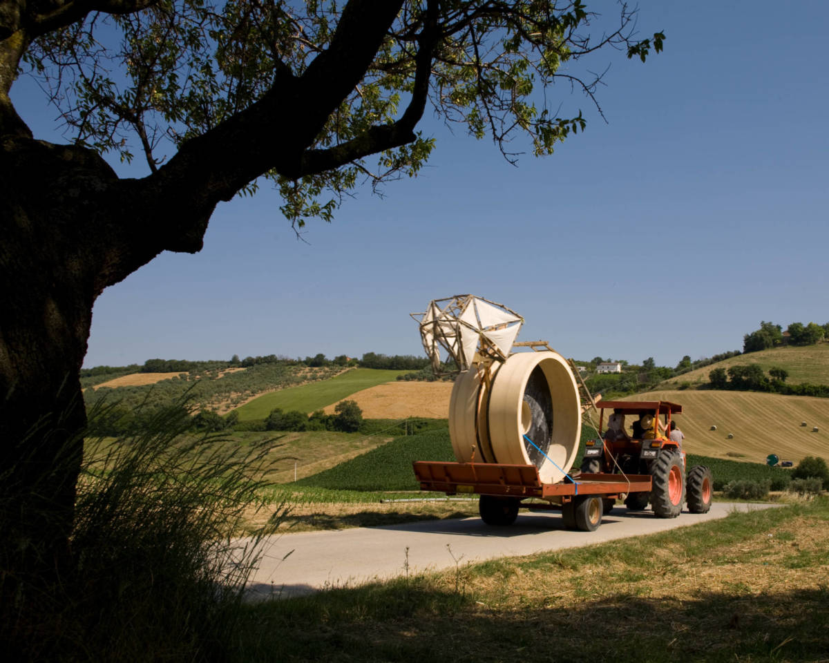 Futurefarmers, This is Not a Trojan Horse,' 2010.
