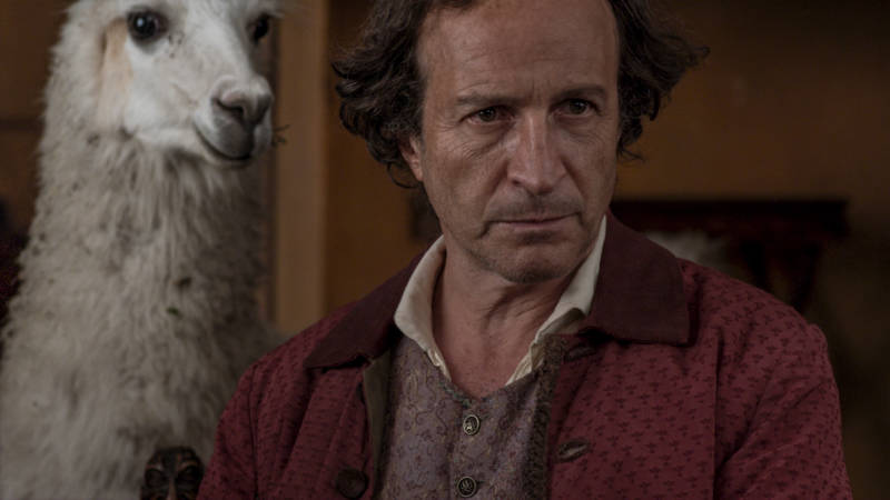 Daniel Giménez Cacho as Don Diego de Zama in Lucrecia Martel's 'Zama.'