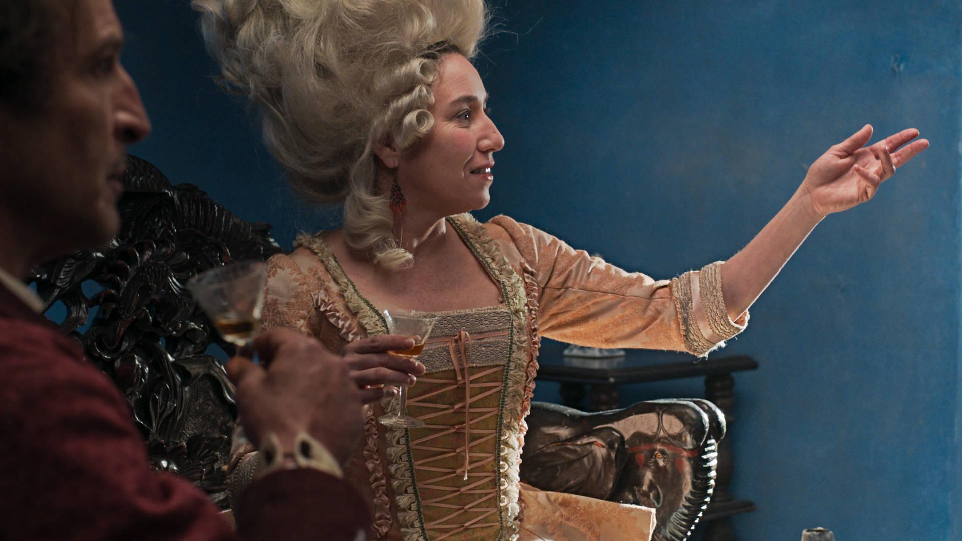 Lola Dueñas as Luciana Piñares de Luenga in Lucrecia Martel's 'Zama.' Strand Releasing