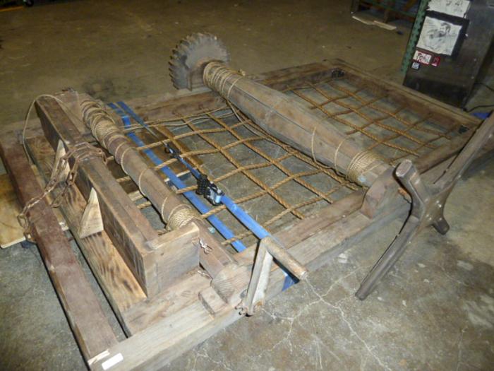 Kink.com's rack, up for auction