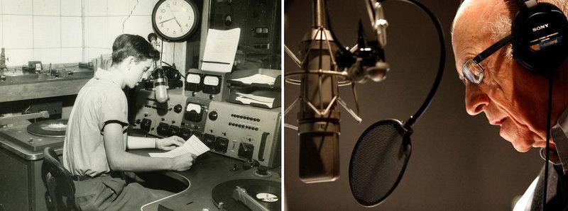 NPR Newscaster Carl Kasell Dies at 84, After a Lifelong Career On-Air