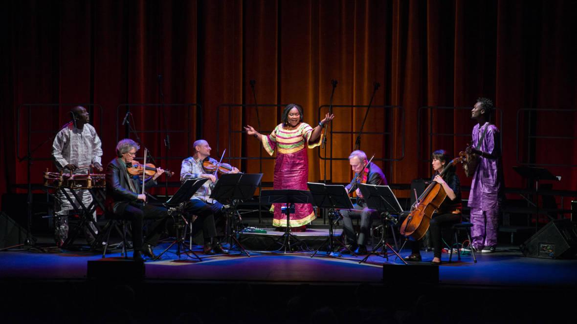 CocoRosie, Trio Da Kali and More Join Kronos Quartet for Annual Fest
