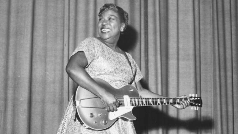 Sister Rosetta Tharpe Gets Her Day in the Rock & Roll Hall of Fame