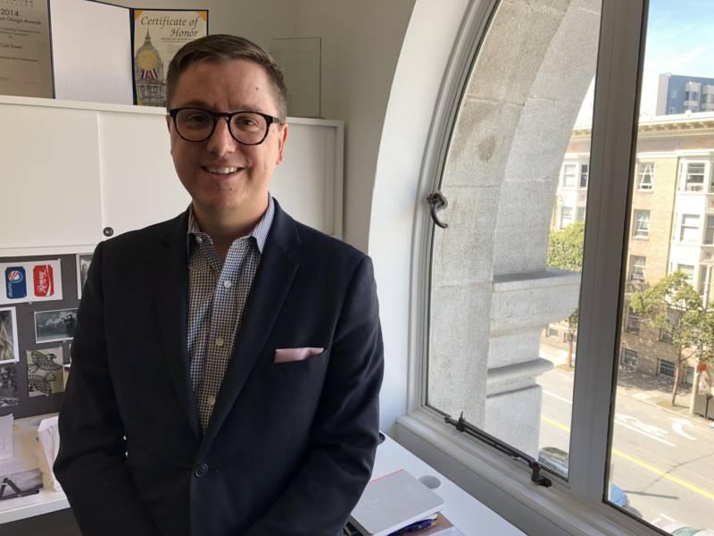 San Francisco Director of Cultural Affairs Tom DeCaigny