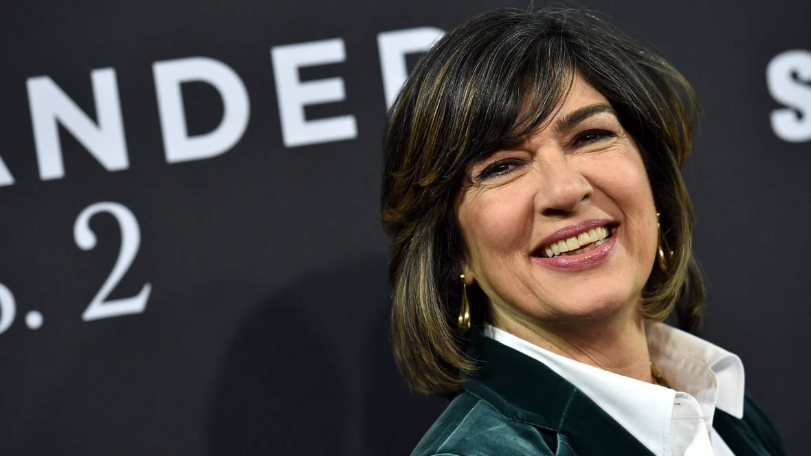 Christiane Amanpour Now Permanent Replacement for Charlie Rose