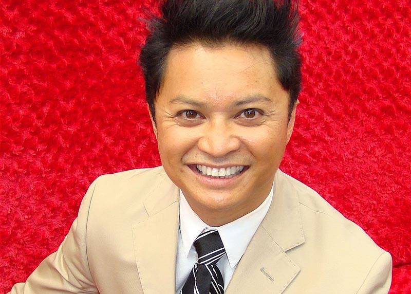 Alec Mapa is the 2018 Grand Marshal for a newly relocated Sonoma County Pride parade.