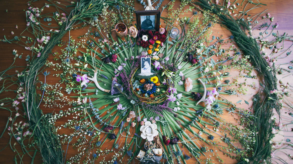 With Art, Bay Area Brujas Honor Ancestors and Heal Themselves