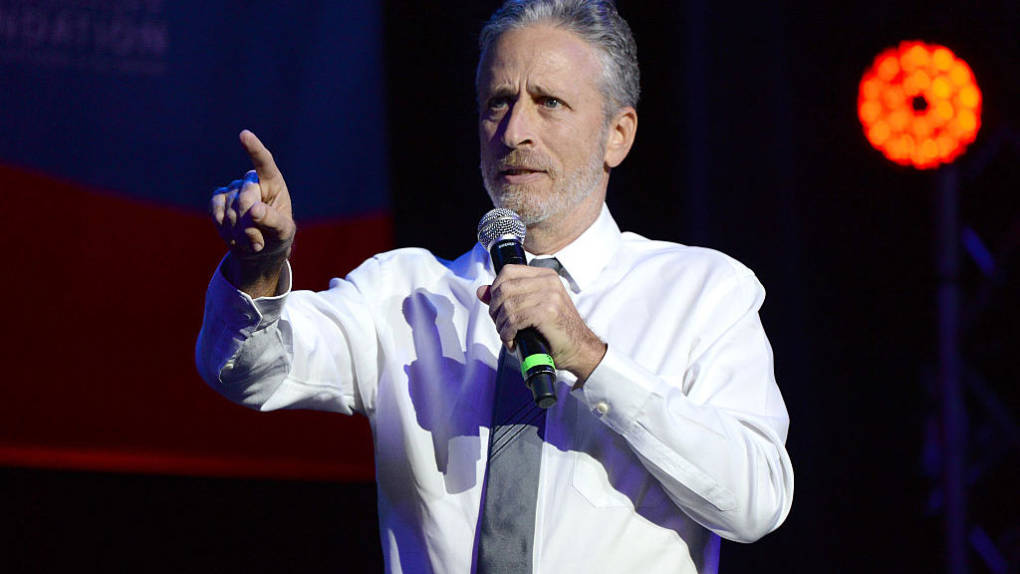 A Hotly Anticipated Return for Jon Stewart