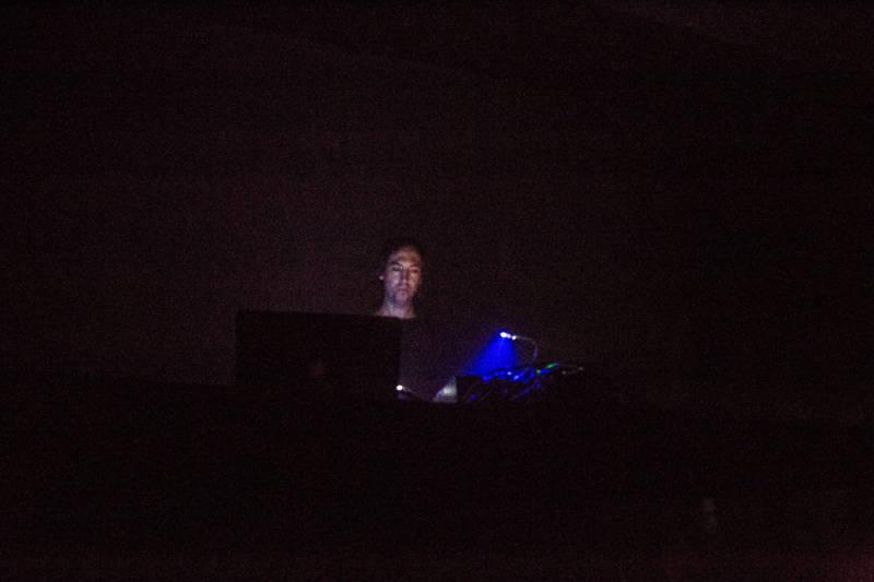 Tim Hecker plays night three of the 2018 Mutek SF Festival.