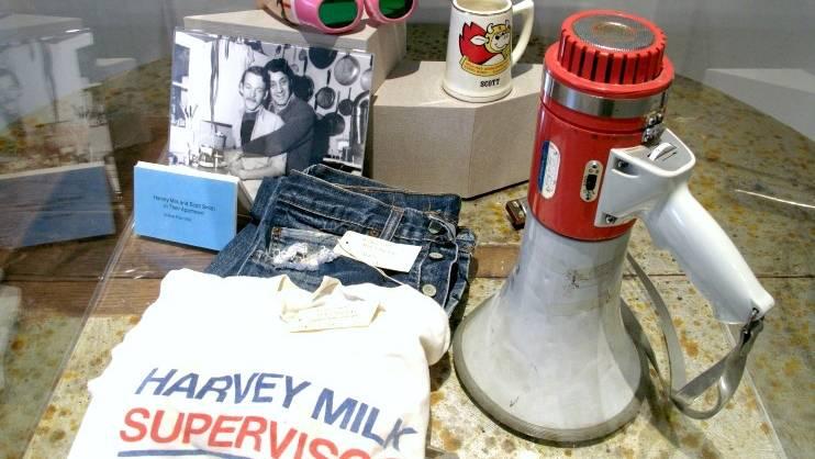 Harvey Milk's Bullhorn Loaned to Smithsonian
