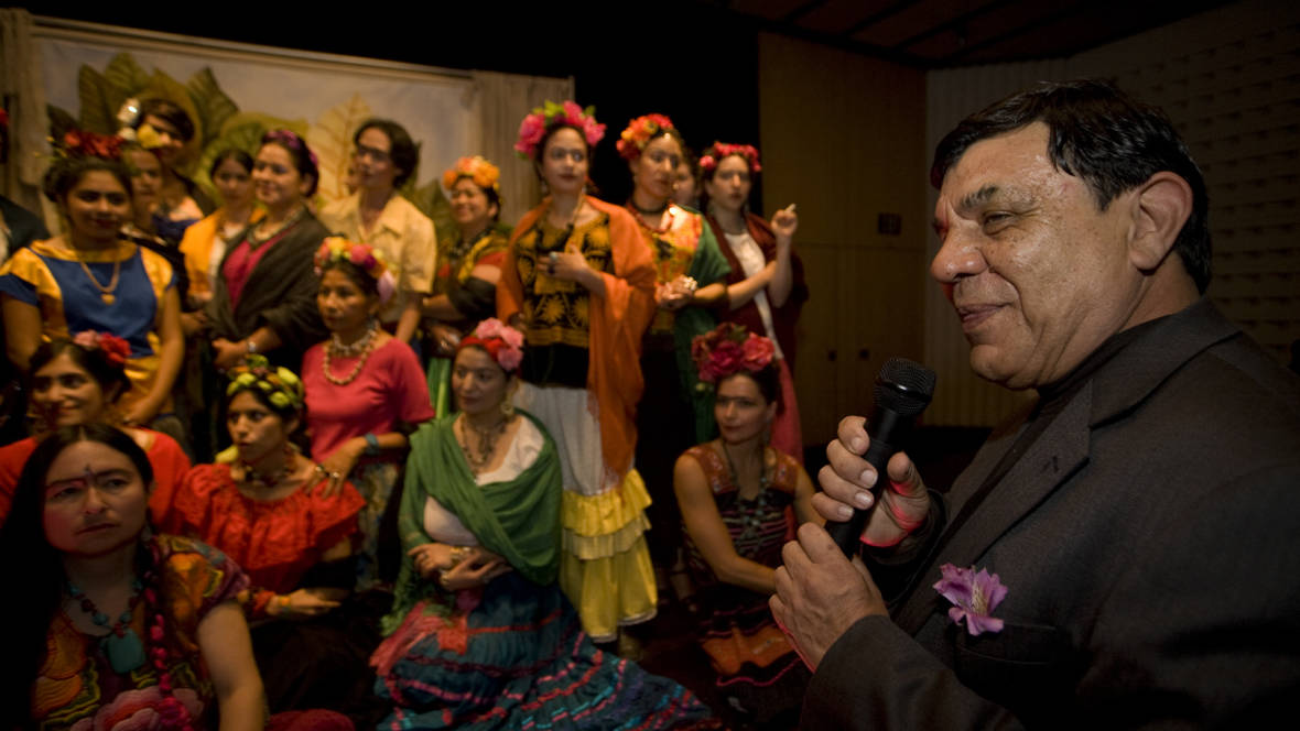 René Yañez, Revered Chicano Artist and Gallery Founder, Dies