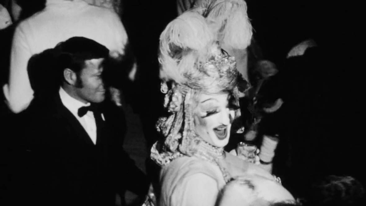KQED Unearths Rare Video of San Francisco Drag in the '60s