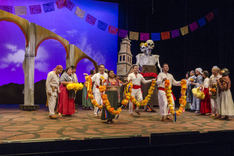 Teatro Vision of San Jose is another group to receive funding this year from the California Arts Council.