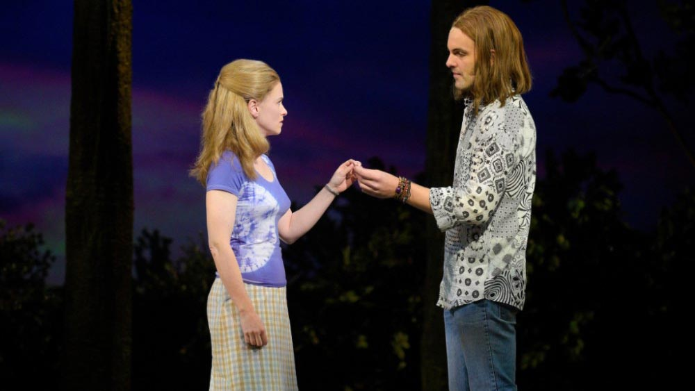 A Crash Landing for ACT's 'A Walk on the Moon'