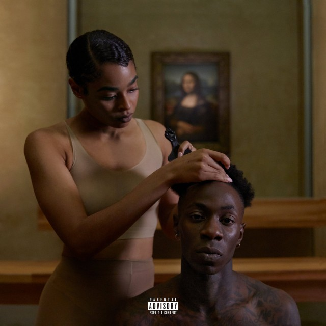 'Everything is Love' album cover.