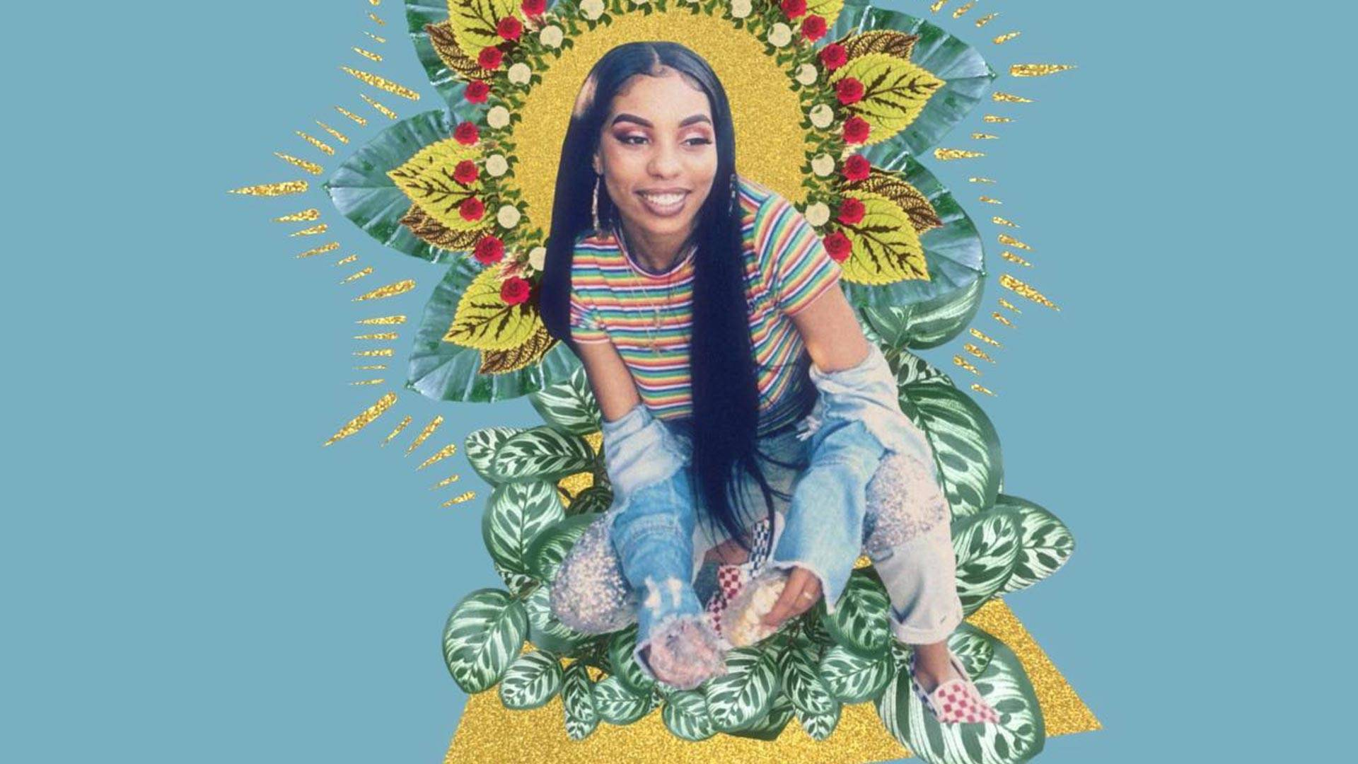"""One of many tributes to Nia Wilson, who was killed Monday at MacArthur BART.  Ruben Guadalupe Marquez (IG: <a href=""""https://www.instagram.com/broobs.psd/?hl=en"""" target=""""_blank"""">@broobs.psd</a>)"""