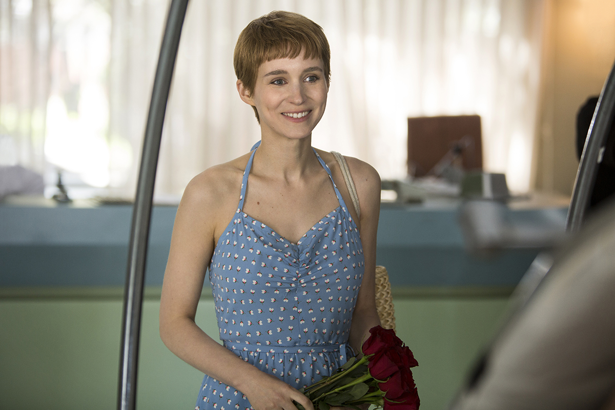 Rooney Mara stars as Annu in 'Don't Worry, He Won't Get Far on Foot.'