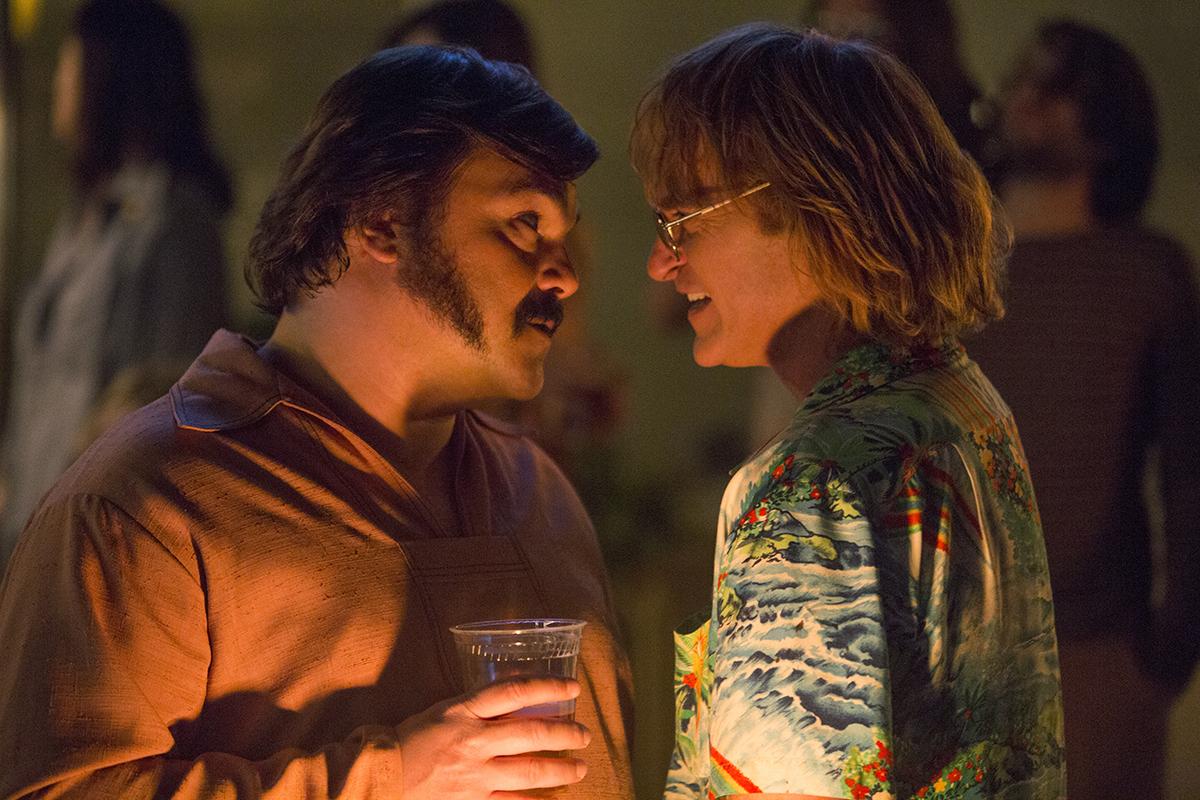 Joaquin Phoenix stars as John Callahan in 'Don't Worry, He Won't Get Far on Foot.'