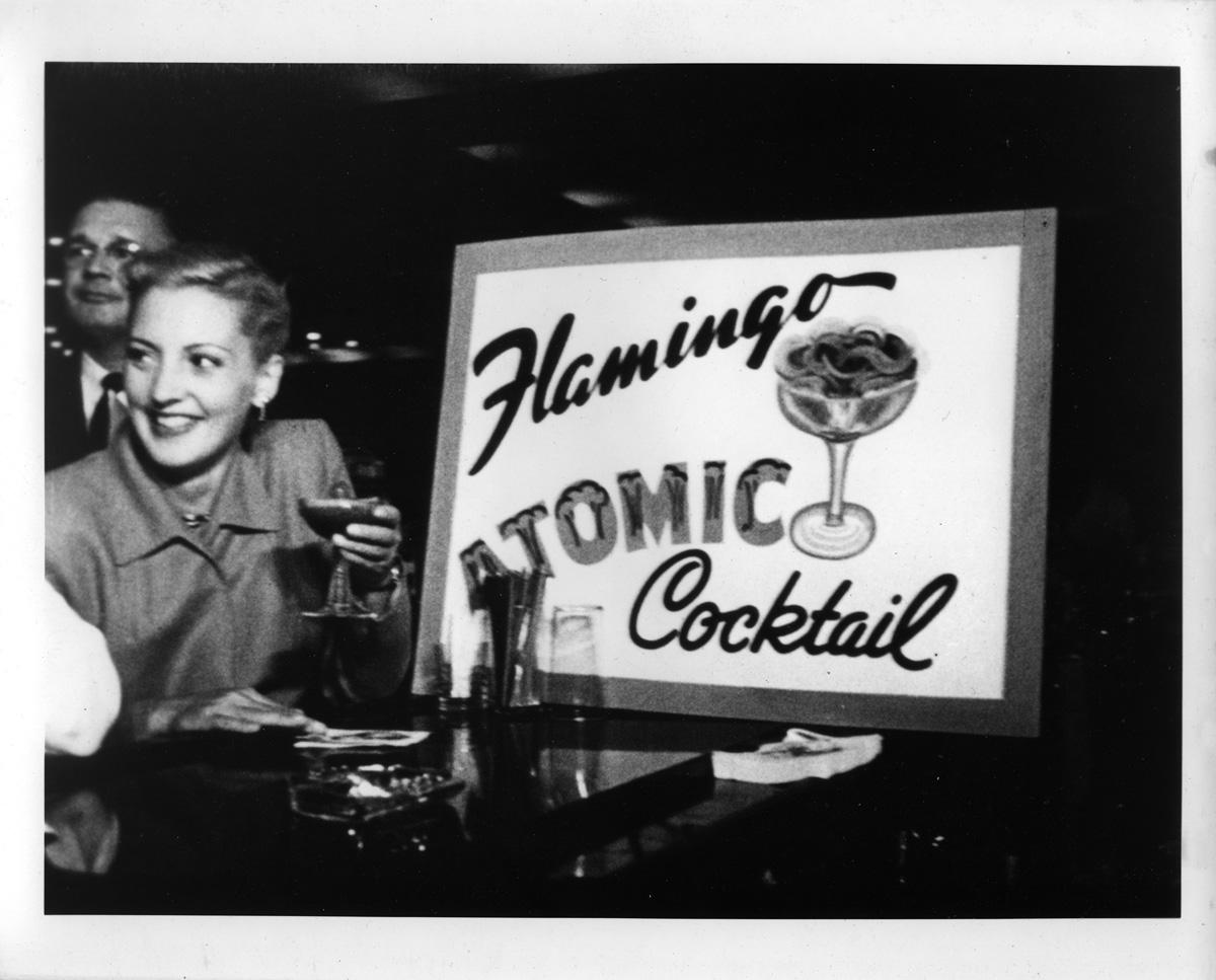 Original publicity still for 'The Atomic Cafe,' 1982.