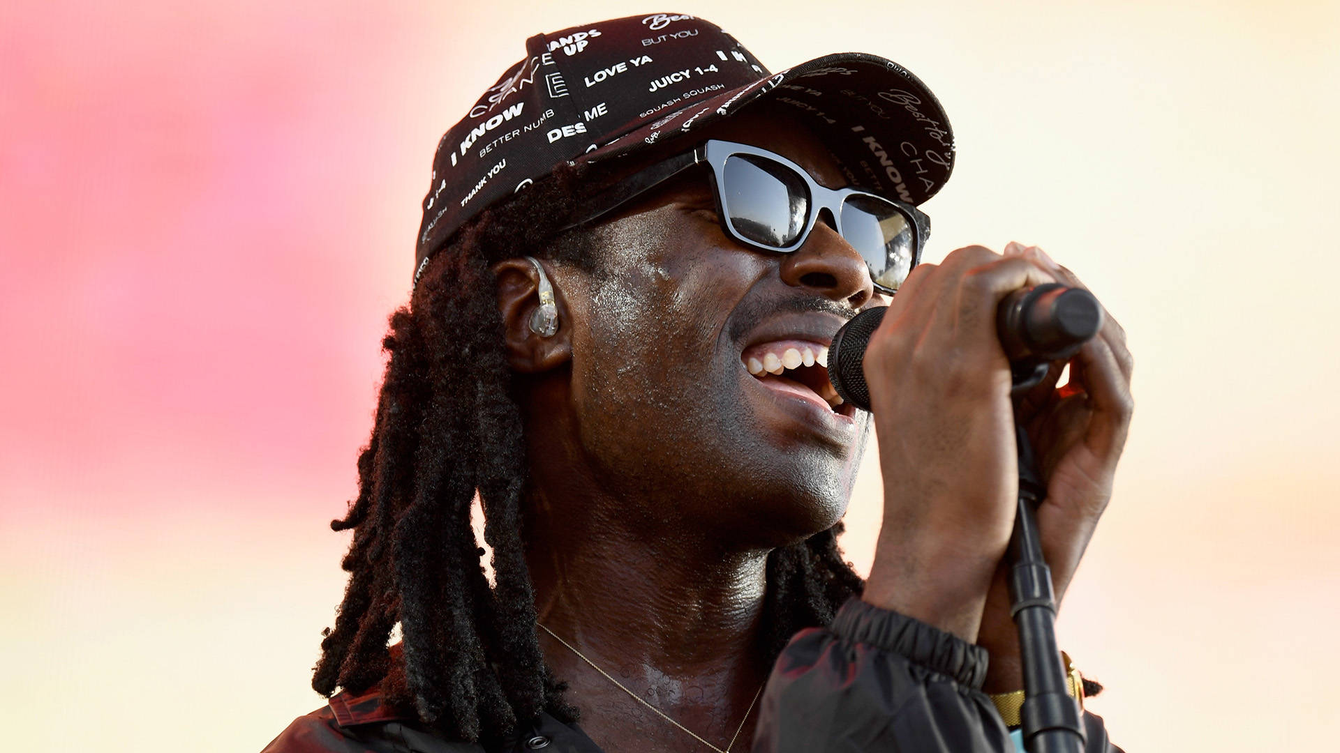 Dev Hynes aka Blood Orange performs at FYF Fest 2016 in Los Angeles.  Kevin Winter/Getty Images for FYF