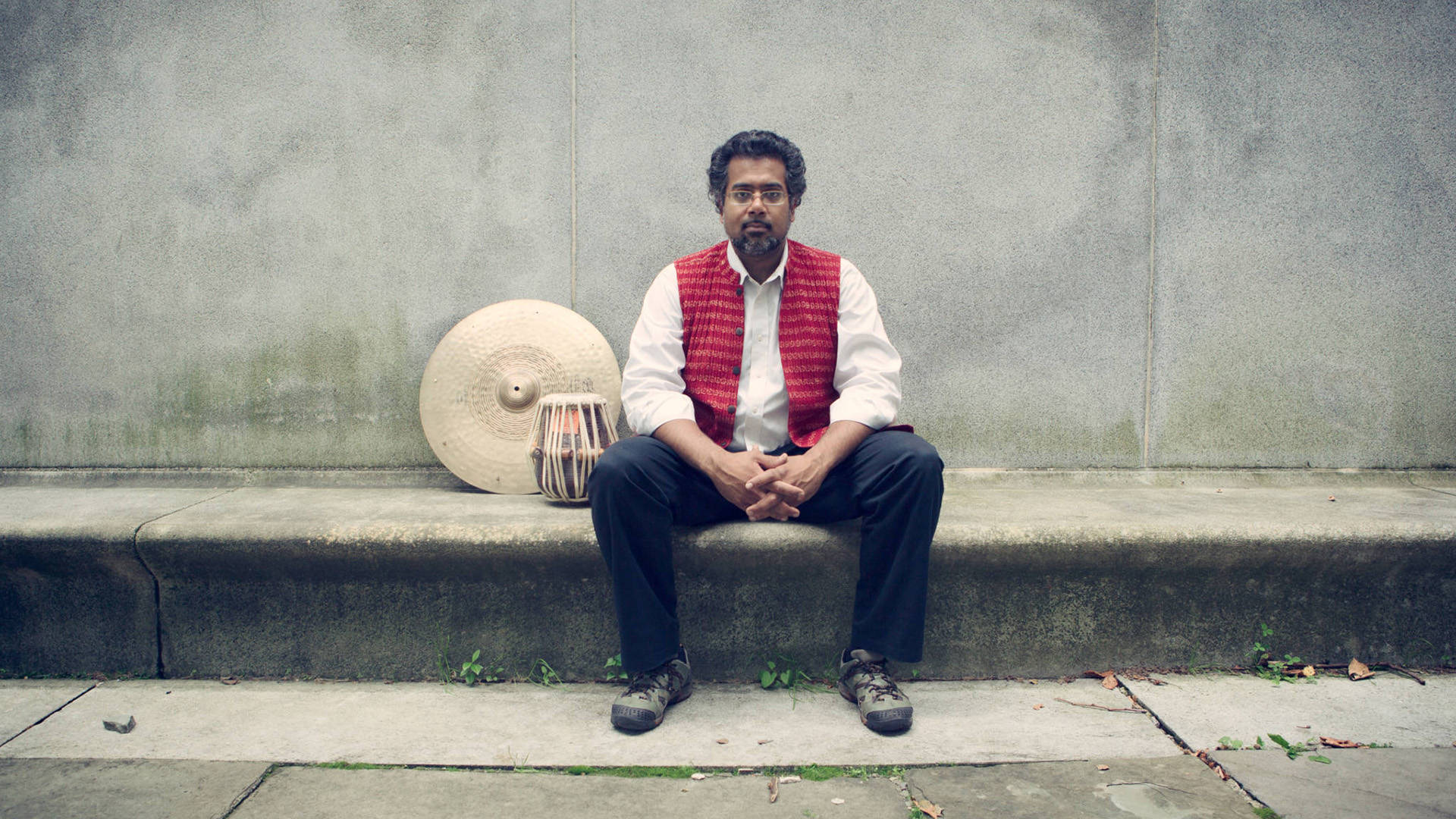 Percussionist Sameer Gupta forged his fusion of jazz and Indian classical music from his extensive collaborations with an eclectic cast of master musicians.  Rebecca Meek