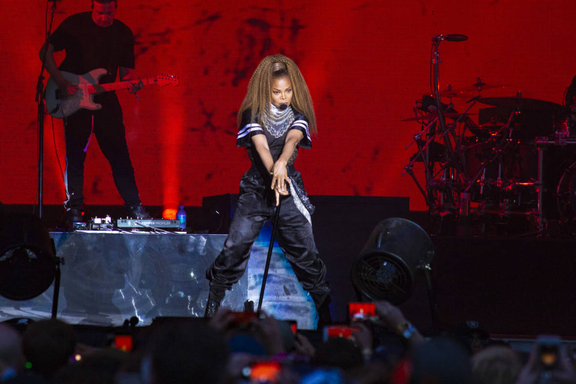 Jackson, Monáe Connect Past and Present of Feminist Pop at Outside Lands' Close