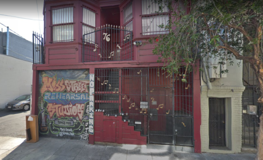 Moss Street Rehearsal Studio Tenants Evicted by High-End Realtor