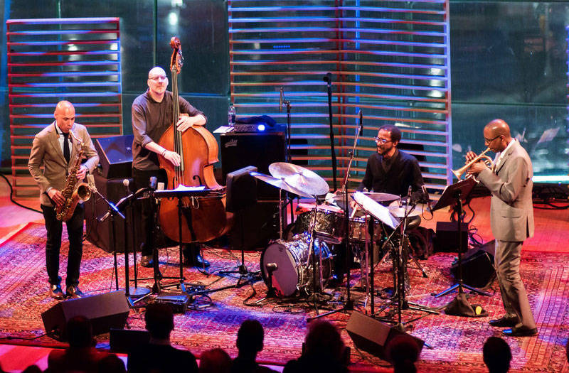 Joshua Redman's 'Still Dreaming' quartet.