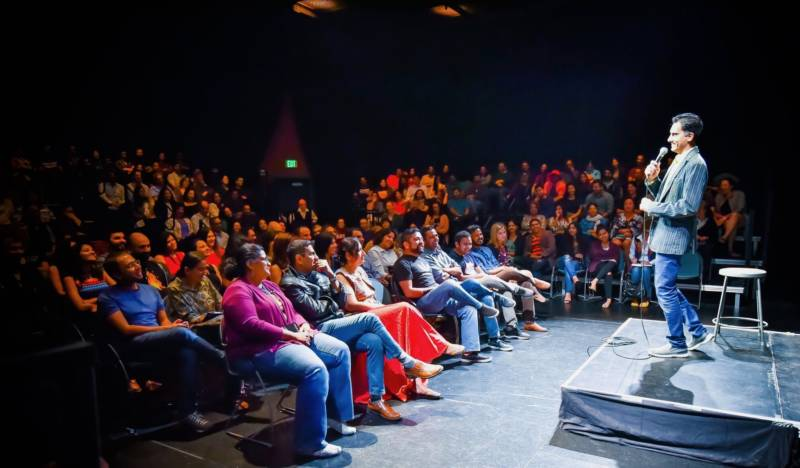 Desi Comedy Fest Showcases Expanding Universe of South Asian American Humor