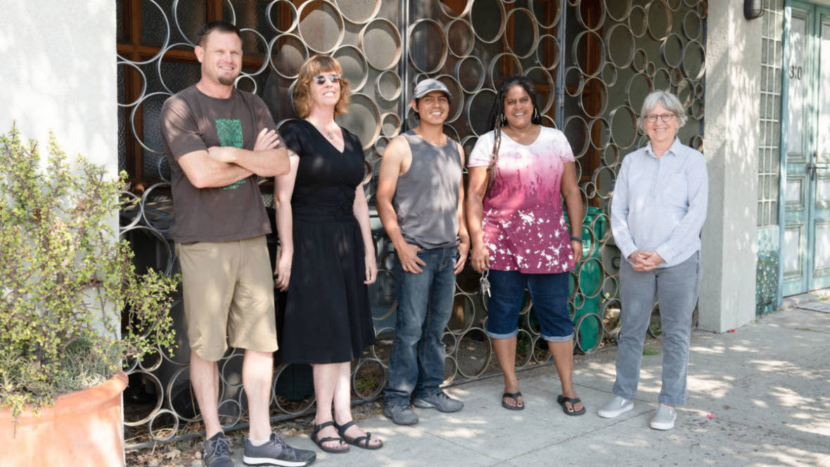 Art Studios Saved as Oakland Community Land Trust Acquires First Live-Work Building