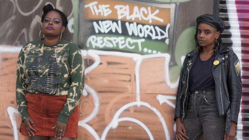 The Multivrs is Illuminated Festival Spotlights Black and Brown Punks