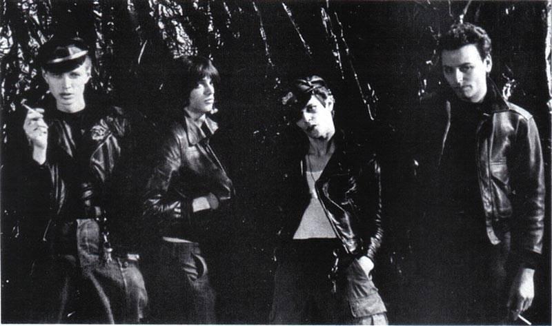 Johnny Strike, Frontman of SF Punk Pioneers Crime, Dead at 70