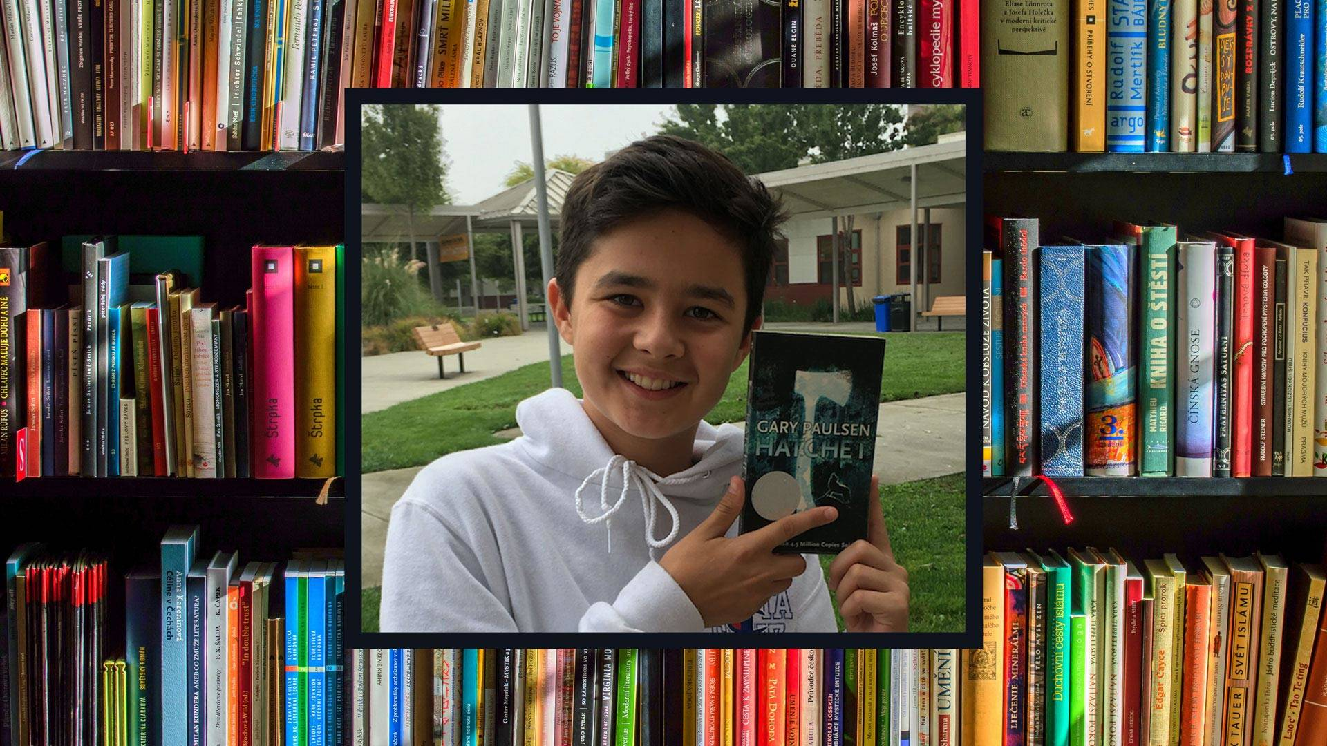 Bay Area high school students open up about the novels that changed their world.