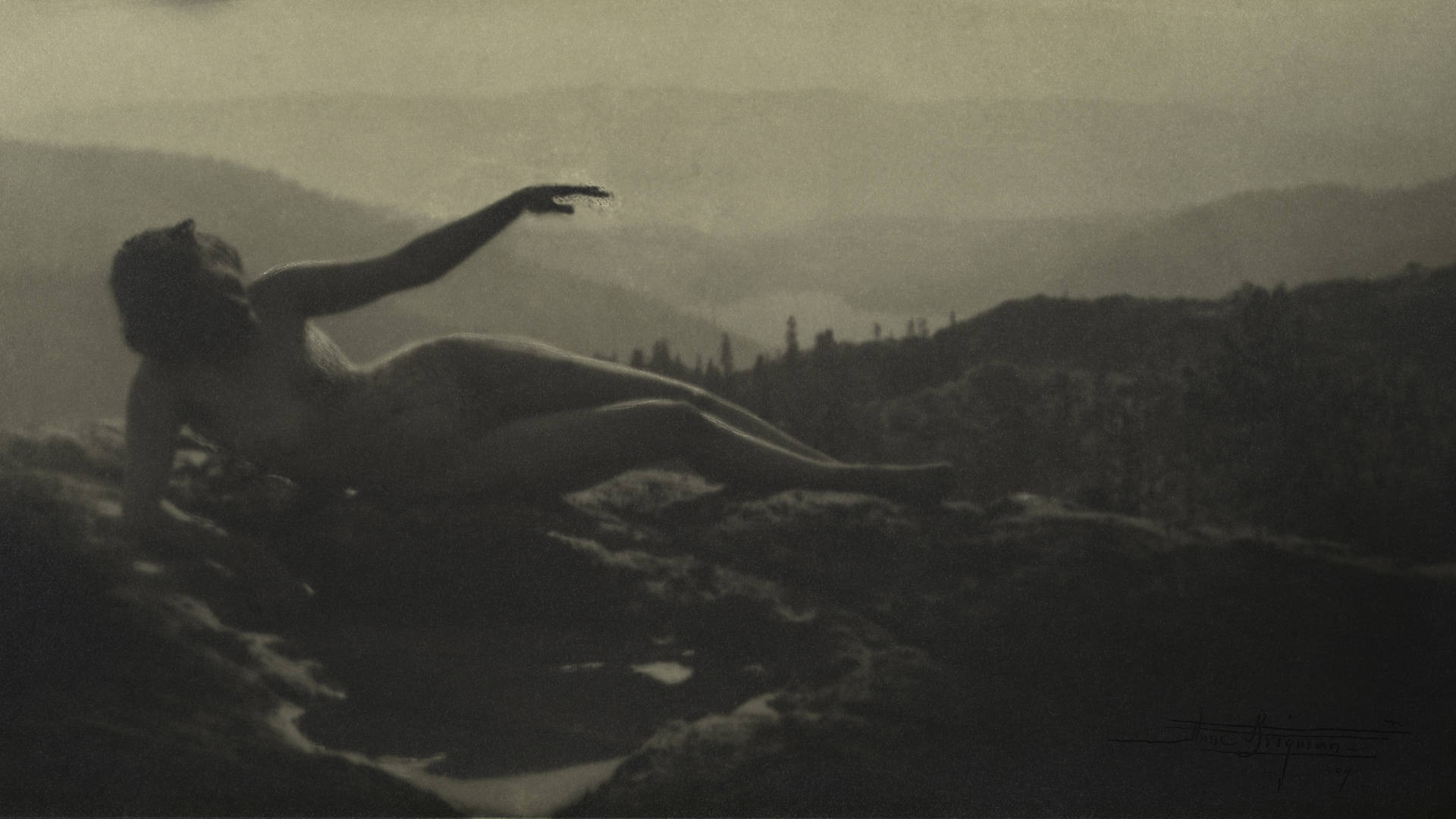 Anne Brigman, 'Dawn,' 1909. © The Metropolitan Museum of Art. Image source: Art Resource, NY
