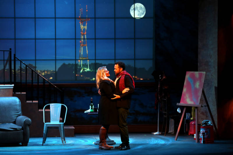 West Bay Opera's 'La bohème' Moves Starving Artists from Paris to San Francisco