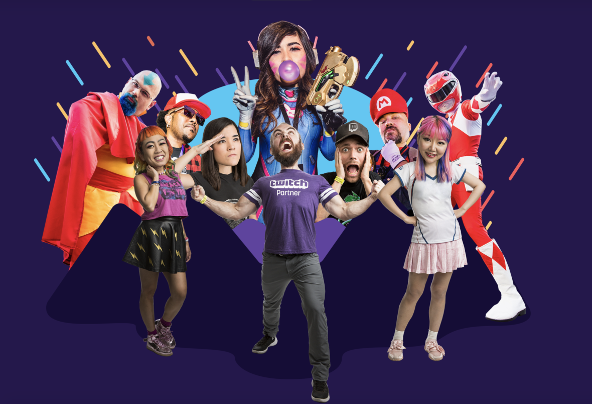 Oh, the Humanity! TwitchCon Draws Streaming Masses to San Jose