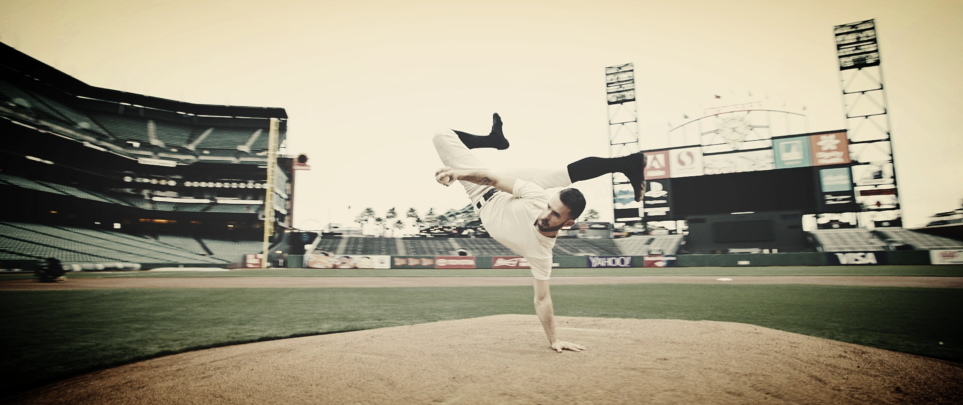 Still from 'BaseBallet: Into the Game.'