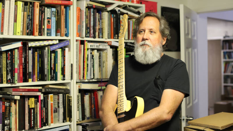 Improviser Bill Orcutt's 'Brace Up!' Marks an Incredible Second Act