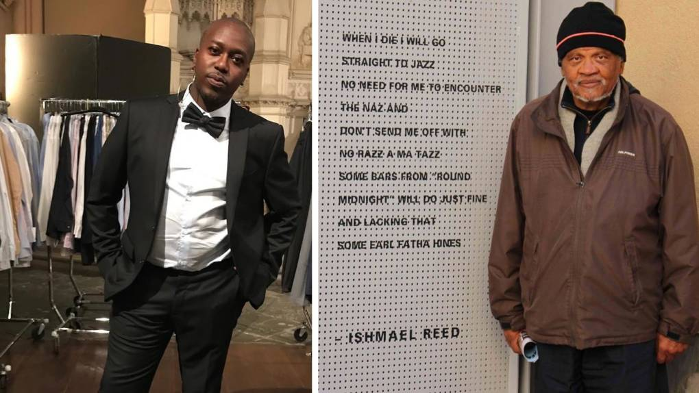NYT Names Brontez Purnell, Ishmael Reed Among Top Black Male Writers