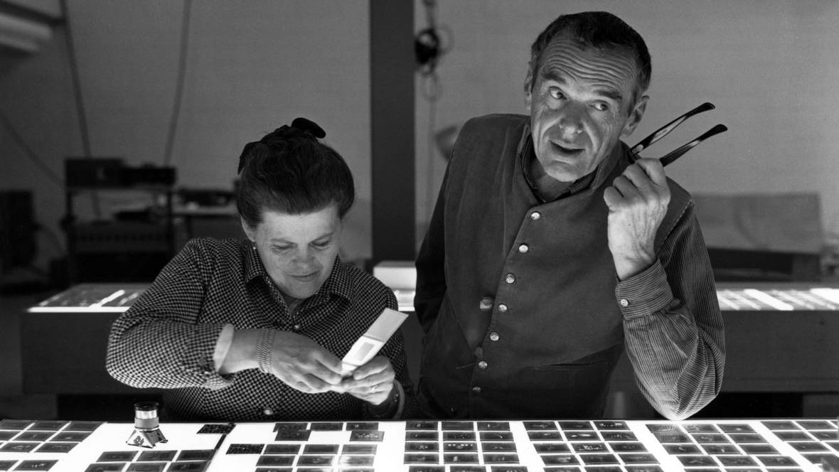 More Than Chairs at Oakland Museum's 'The World of Ray and Charles Eames'