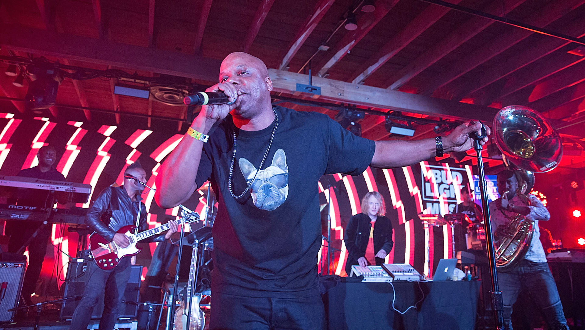 Too Short performs with The Roots at South by Southwest 2018.  Rick Kern/Getty Images for Bud Light