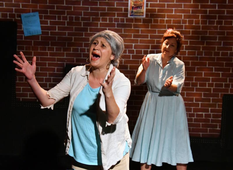 Michelle Navarrete as Abuela Claudia
