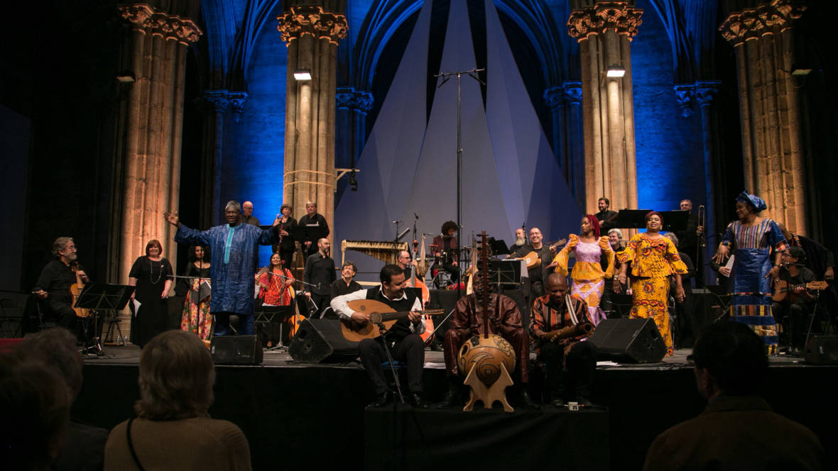 Jordi Savall Explores the Musical Legacy of 'The Routes of Slavery'