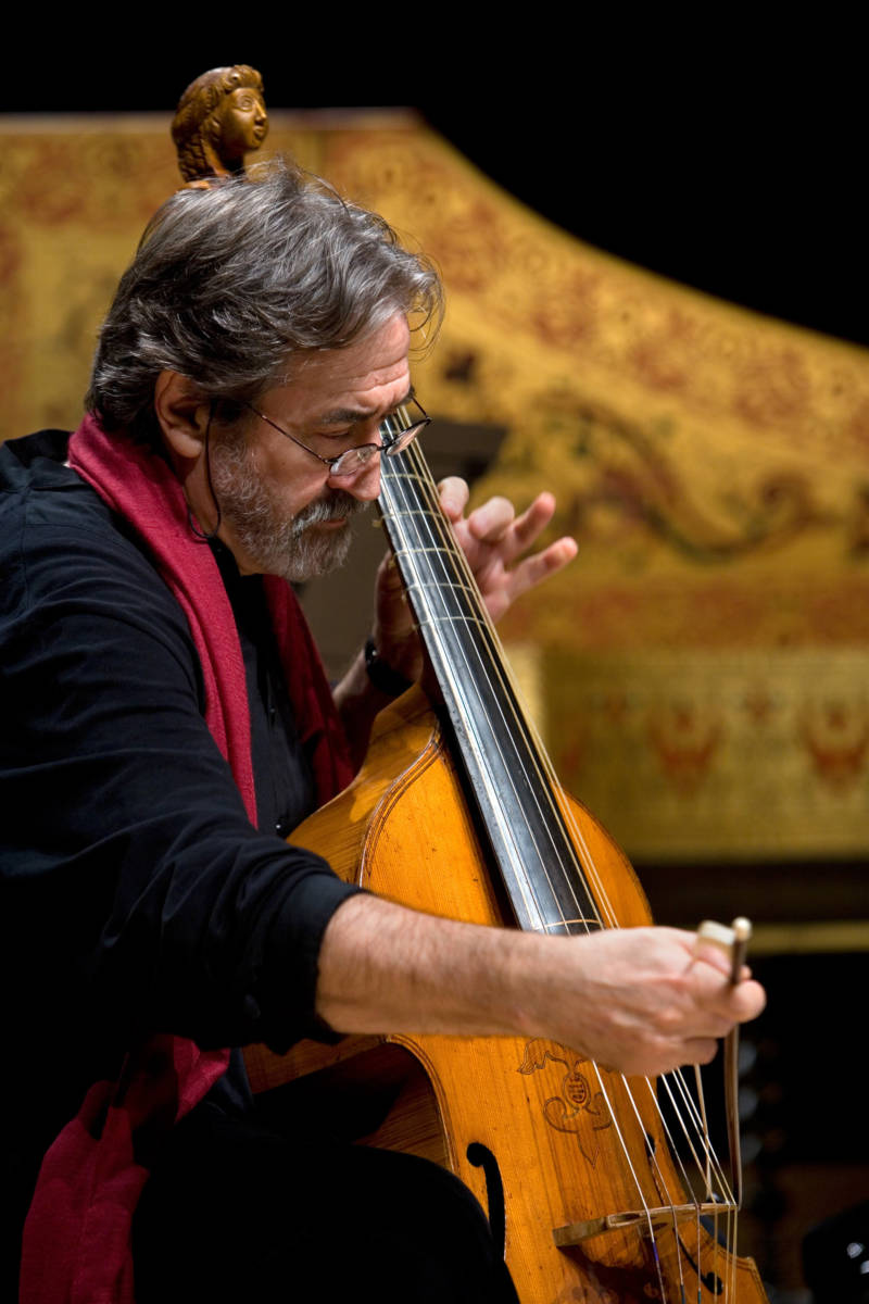 The Catalan musical historian Jordi Savall collaborates with artists from around the world on a musical exploration of the transatlantic slave trade.