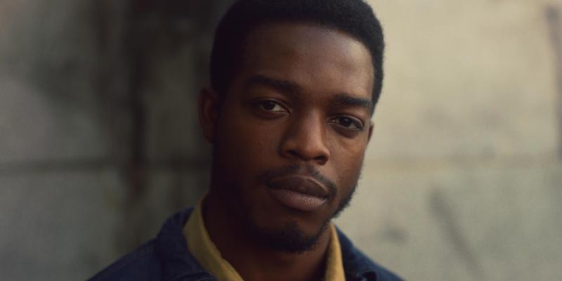 Stephan James stars as Fonny in Barry Jenkins' 'If Beale Street Could Talk.'